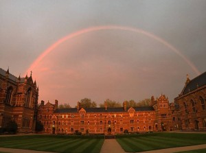 keble rainbow