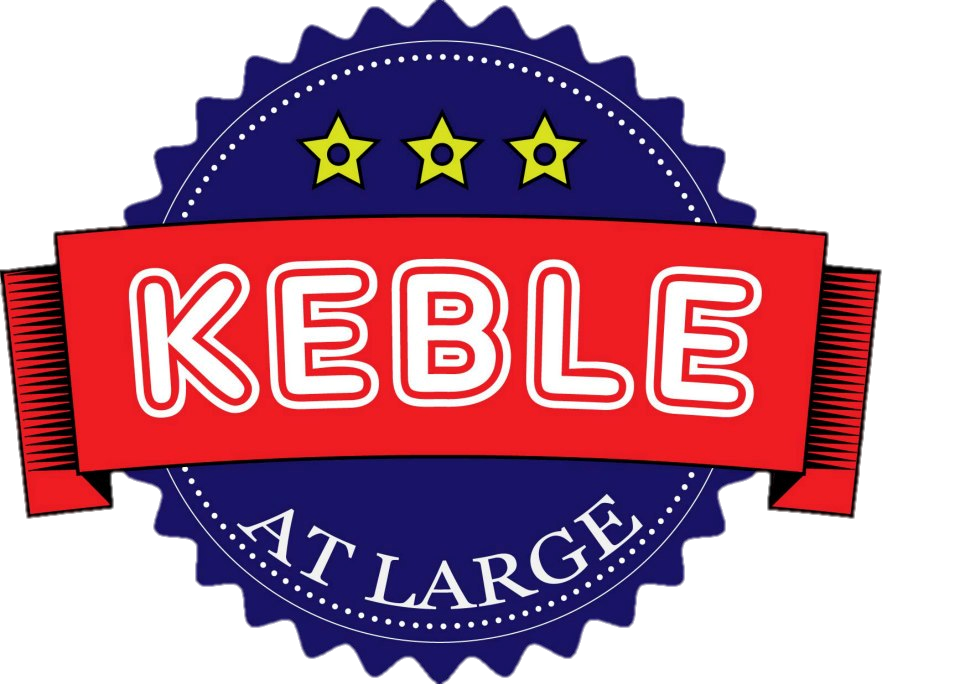 Image result for keble at large