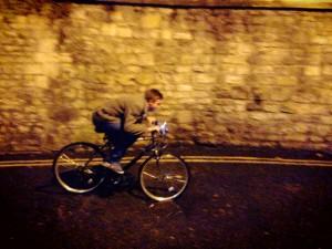 Speeding to the back of Sloane Robinson