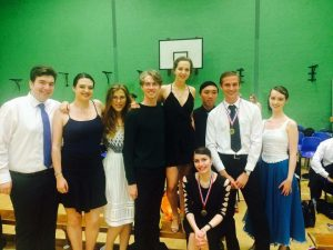 Keble Dancesport