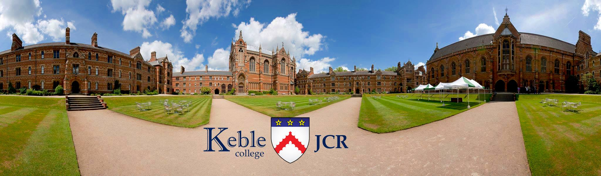 Keble College JCR